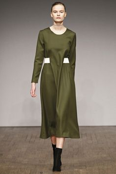 #GretaGram  #fashion   #Koshchenets      Greta Gram Stockholm Fall 2016 Collection Photos - Vogue
