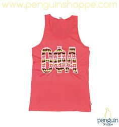 Founders Day Sale! Coral Aztec Tank $19.12 through the weekend!