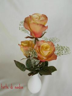 Rose (sugar flowers)