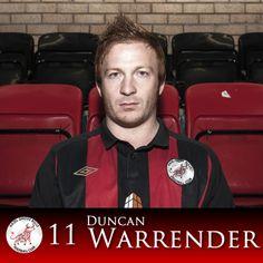 Duncan Warrender