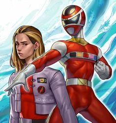 Ranger Armor, Go Go Power Rangers, Fantasy Fiction, Superhero Design, Kamen Rider, Iron Man, Jane Watson, Fan Art, Mary