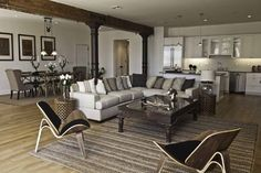 Contemporary Living Room Design Ideas, Pictures, Remodel, and Decor - page 7