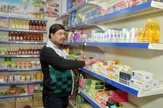 it is a revolutionary idea of standardization, digitization & centralization to traditional Grocery system. Shopping Near Me, King