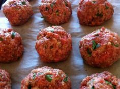 Baked Meatballs Recipe 3   Just A Pinch Recipes