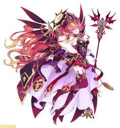 新作MMORPG『星界神話 -ASTRAL TALE-』本日より先行テスター募集開始! 自由な職業で戦闘を楽しもう!【拡大画像】 - コネクト!オン.com Anime Fantasy, Fantasy Girl, Fantasy Characters, Female Characters, Anime Characters, Character Concept, Female Character Design, Character Art, Manga Art