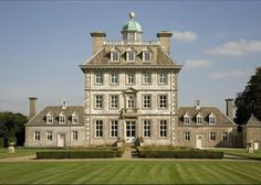Image result for 17th century house oxfordshire English Manor Houses, 17th Century, Building A House, Restoration, England, National Trust, Mansions, Architecture, House Styles