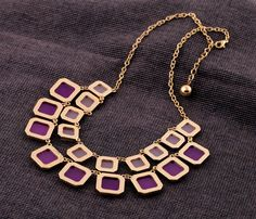 Duplex Two Tone Chain Necklace $11.98