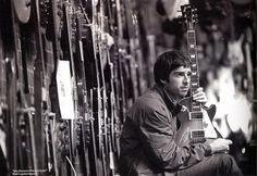 Noel Gallagher the genius behind Oasis