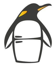 Logo pour une entreprise de matériel frigorifique fictive (Gérard Manchot)