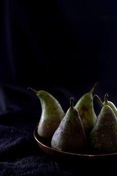Los Tragaldabas: Peras asadas con almíbar