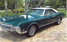 Nice 1969 Buick Riviera.