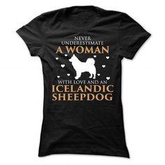 Icelandic Sheepdog T Shirts, Hoodies. Get it now ==► https://www.sunfrog.com/Pets/Icelandic-Sheepdog-110943934-Ladies.html?57074 $22.99