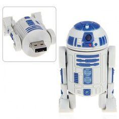R2D2 USB Flash Drive