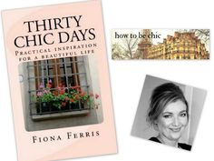 {How to Be Chic with Fiona Ferris}