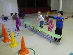 preK pasadena 2011/2012: MOTRICITE: Les jeux collectifs et les ateliers de…