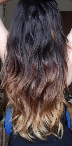 DO IT YOURSELF Ombre hair @Sarah Boekell @Sara Washington