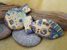 Julie Picarello, polymer clay.