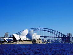 Sydney, Australia (Sydney Opera House, Harbour Bridge)