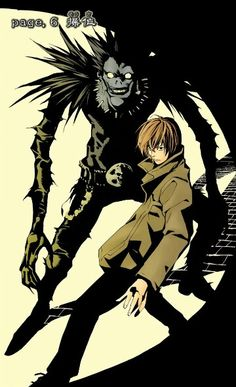 2245 best images about Death Note on Pinterest | Shinigami, Chibi ...