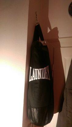 Punchbag for laundry