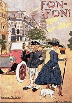 Conheça a revista Fon-Fon | Almanaque Gaúcho 1907 a 1958 teve colaborações de nomes como Di Cavalcanti e celebrizou ilustradores como Nair de Tefé, J. Carlos, Raul Pederneiras e K. Lixto.