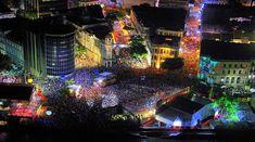 Carnaval em Recife - Marco Zero. \o/