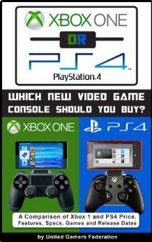 #Xbox One or #PS4 [PlayStation 4]: Which New Video Game Console Should You Buy? Check out at: http://amzn.to/2cjfCNv