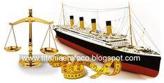 TITANIC EM FOCO: Qual era o tamanho do Titanic?
