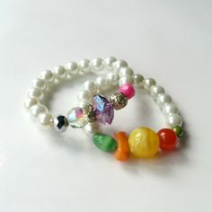 Create a Colorful Mixed Beaded Bracelet