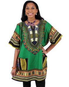 King-Sized Traditional Print Unisex D...