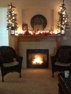 December challenge day 4 fire place December Challenge, Challenges, Fire, Day, Christmas, Home Decor, Xmas, Weihnachten, Yule