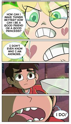 """47th page of """"Broken"""" Comic by Anomalyah on Tumblr- part 2"""