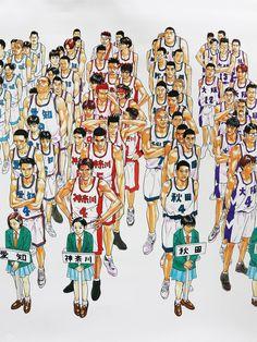 new Ideas basket ball drawings anime Manga Drawing, Manga Art, Anime Manga, Slam Dunk Manga, Character Concept, Character Design, Inoue Takehiko, Ball Drawing, Sparks Joy
