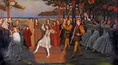 ABOUT THIS ARTIST Thomas Cooper Gotch 1854–1931 Nationality: British Elsewhere on the web Wikipedia - Thomas Cooper Gotch