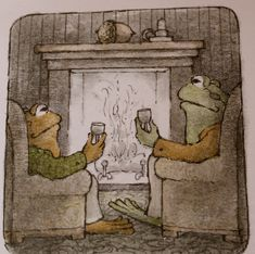 Frog and Toad: Arnold Lobel's Little Gems ~ The Imaginative Conservative