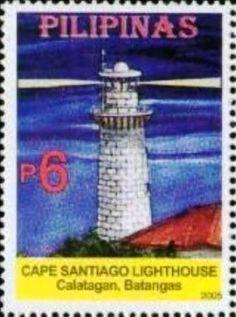 2005 Filipinas - Faro de Cabo Santiago en Calatagan,Batangas
