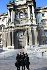 lew party of 2: Adventures in Vienna, Austria