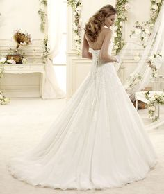 #Colet #2015Collection #weddingdress #nicolespose  www.nicolespose.it