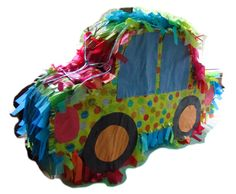 Tutorial for making an amazing, extra big and extra sturdy car shaped pinata. Cherry Blossom Watercolor, Watercolor Paintings, Trees Drawing Tutorial, Donkey Drawing, Sunflower Drawing, Easy Drawings, Pencil Drawings, Tree Drawings, Cool Coloring Pages