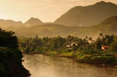 アジア最後の桃源郷。ラオスの古都「ルアンパバーン」文句なしの美しさ