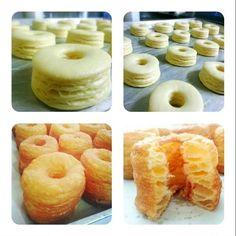 CroNut (Croissant + Donut)
