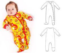 footie coverall : 043