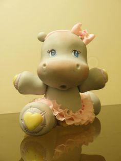 Hipopotama bailarina