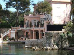 Villa pieds dans l'eau in Cap Ferrat