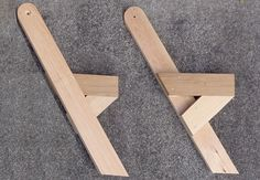 picnic table front leg and seat support