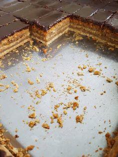 Hozzávalók: 60 dkg liszt 30 dkg vaj 10 dkg cukor 1dl langyos tej 2 dkg élesztő 2 tojás sárgája 1 kk szódabikarbóna 1/2 dl rum Töltelék: 40 dkg dió 30 dkg cukor Barack lekvár vagy ízlés szerint amit szerettek Csoki máz: 6 ek cukor 3 ek kakaó 3 ek tej 5 dkg csokoládé 1 ek vaj Én kicsit többet készítettem a csoki mázból ezért vastagabb rajta. 🤗 A kész tésztát 3 részre osztjuk az elsőt ki nyújtód a tepsibe helyezed Christmas Baking, Vaj, Cukor, Recipes, Food, Garden, Garten, Essen, Eten