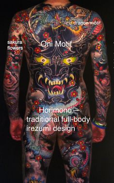 horimono tattoo - Google Search