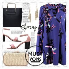 """""""Spring Day to Night - Yoins 5/10"""" by alaria ❤ liked on Polyvore featuring yoins, yoinscollection and loveyoins"""