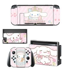 Cinnamoral Nintendo switch skin for Nintendo switch console. Choose your favorite design from a huge range of Best switch skins collection for Nintendo switch console Buy Nintendo Switch, Console Styling, Good Skin, Games To Play, Personal Style, Console Table Styling