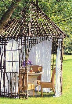 Twig house!